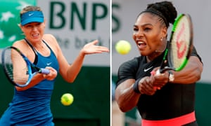 Maria Sharapova has an awful record against Serena Williams but their US Open battle will be more than a game.