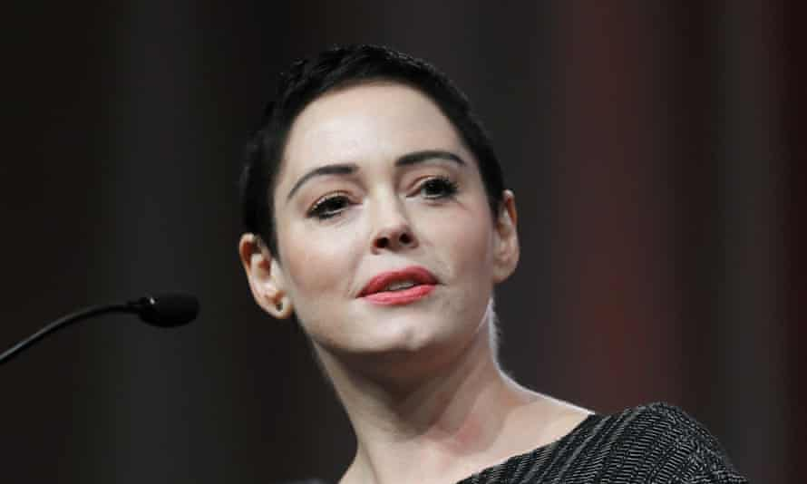 Rose McGowan has been among Harvey Weinstein's most prominent accusers.