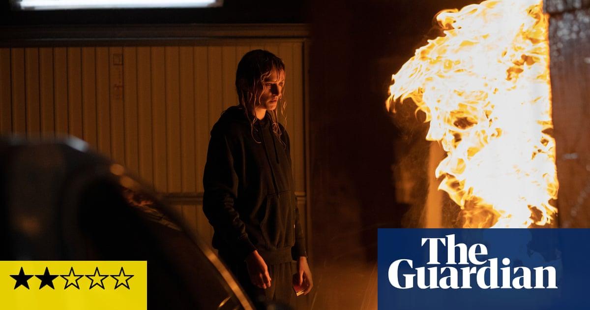 Titane review – freaky Cronenbergian body-horror show is a car crash