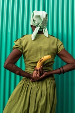 Lola Keyezua, Never Too Old To Cut The Banana When Erected 2020