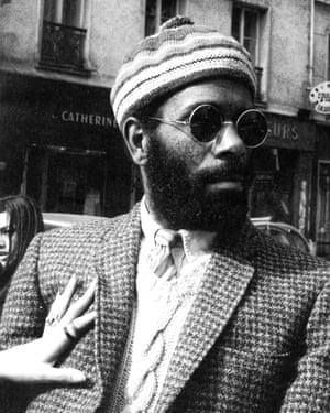 William Melvin Kelley in Paris in 1967.