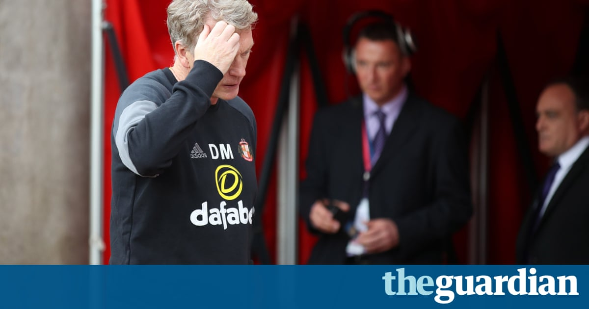 David Moyes struggles to identify what is going wrong at ...