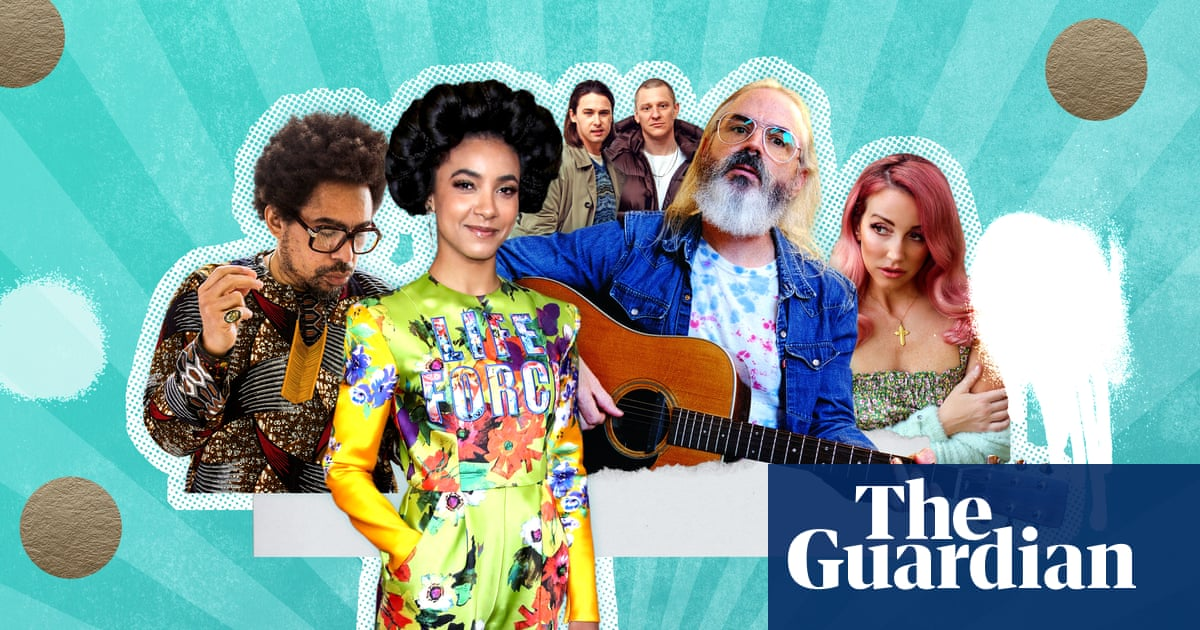 'My energy comes from optimism': the hopeful music of spring 2021