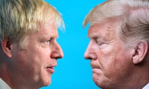 Comments from Boris Johnson and Donald Trump have both added to investor anxieties.