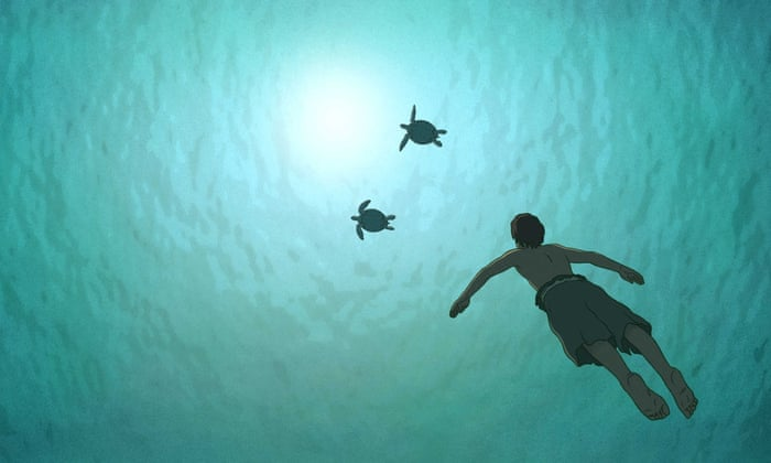 The Red Turtle Review Rapturous Minimalism From Studio Ghibli Film The Guardian