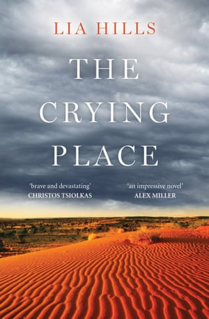 Cover image for The Crying Place by Lia Hills