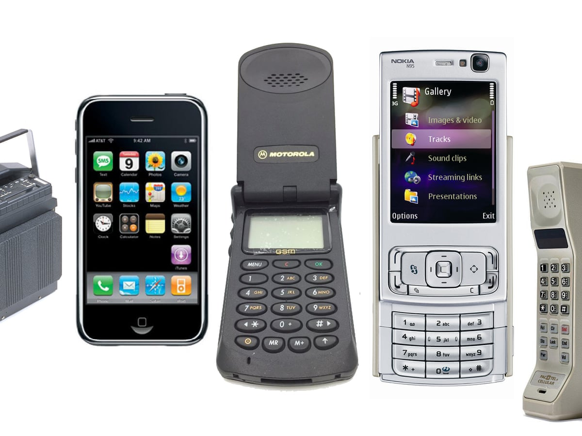 Calling Gordon Gekko How Old Mobile Phones Became 1 000 Collector Items Mobile Phones The Guardian