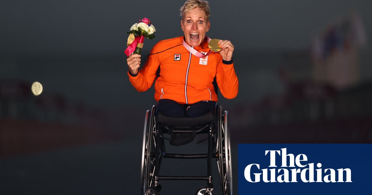 Tokyo 2020 Paralympics briefing: Jansen wins gold, 33 years after her first