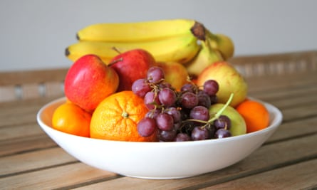 'You need to have a more specific plan to work out exactly when and how you're going to eat more fruit and veg.'