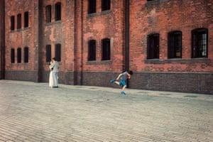 The World the Children Made Red Brick Warehouse, Minatomirai, Yokohama, March 2014