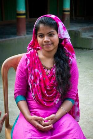Modina Begum