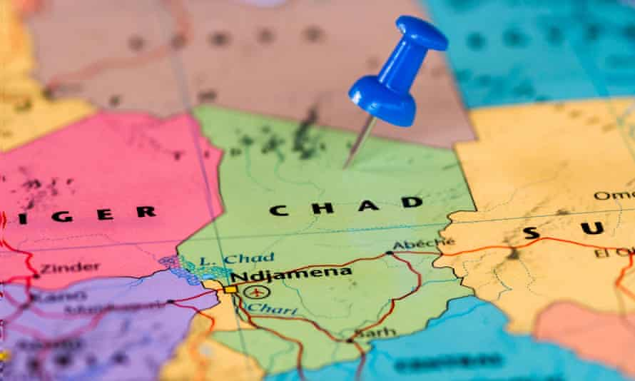 Chad left hanging ... the poor African country has rarely played much of a geopolitical role.