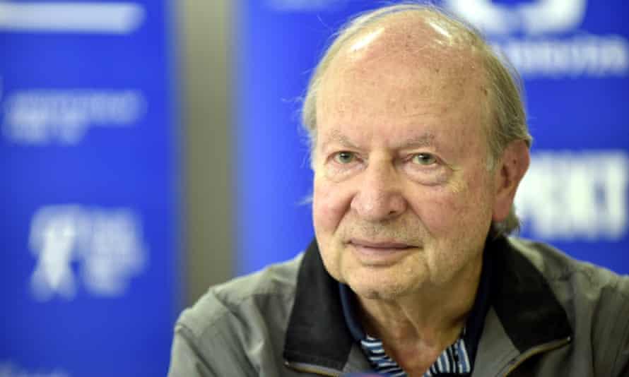Ivan Passer in 2016.