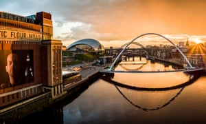 Newcastle will be the hub of the Great Exhibition of the North.