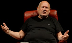 Steven Berkoff in Harvey.