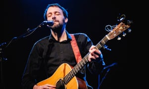 Scottish singer-songwriter Alasdair Roberts.