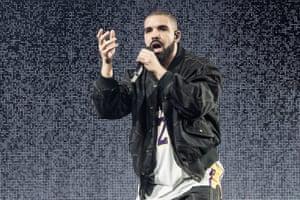 No long talk? Drake.