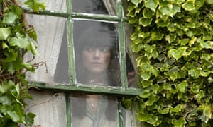 Keira Knightley in the 2010 film of Never Let Me Go.