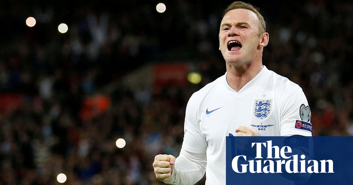 Football quiz  Wayne Rooney (on and off the field)  ddce8b3c7