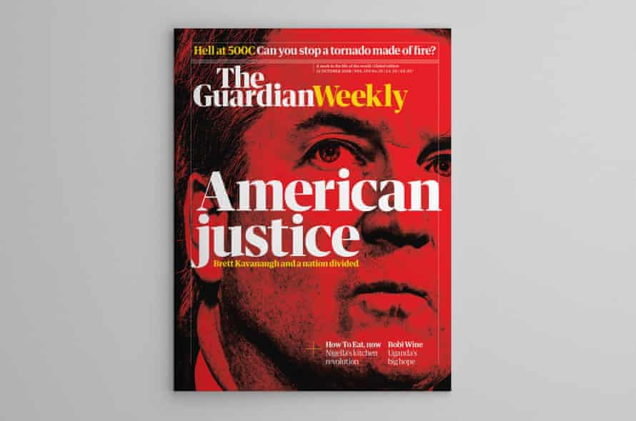 The 12 October issue of The Guardian Weekly