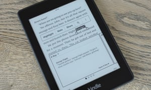 Amazon Kindle Paperwhite 2018 review: the new standard | Technology
