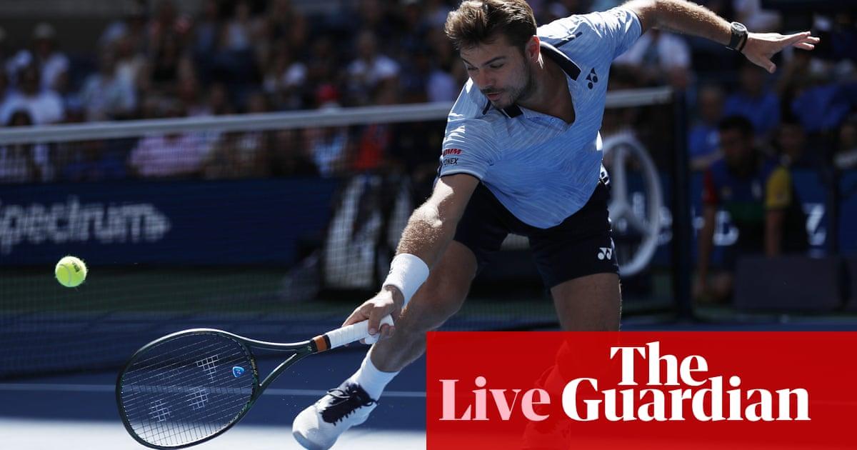 US Open 2019: Stanislas Wawrinka v Daniil Medvedev – live!