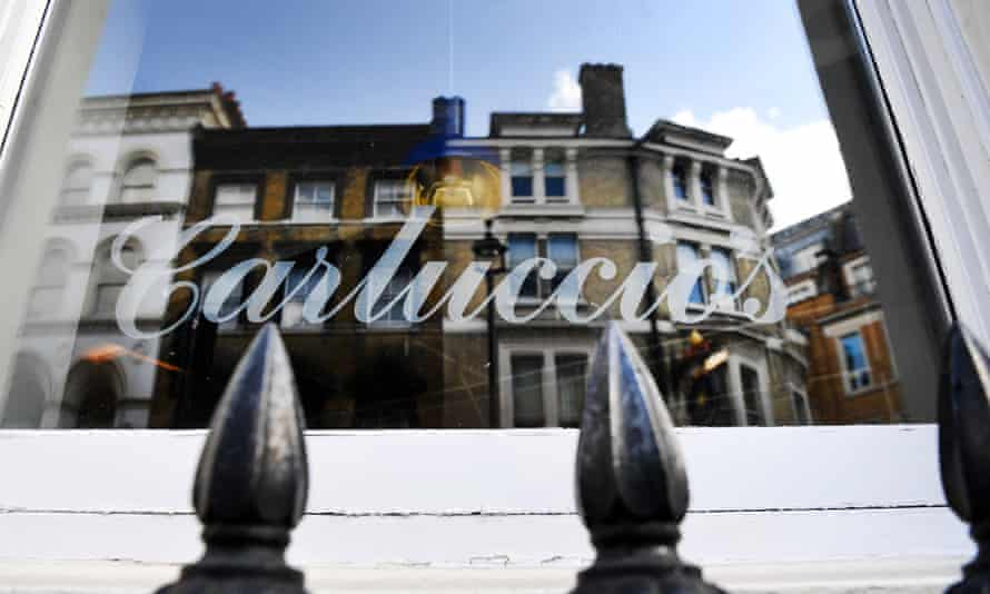 The buyout of Carluccio's marks the latest expansion of Ranjit Singh Boparan's empire.