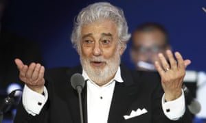 Plácido Domingo performs in Szeged, Hungary in August.