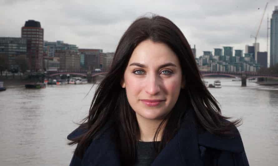 Luciana Berger MP.