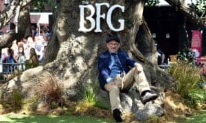Director Steven Spielberg attends the UK film premiere of the BFG.