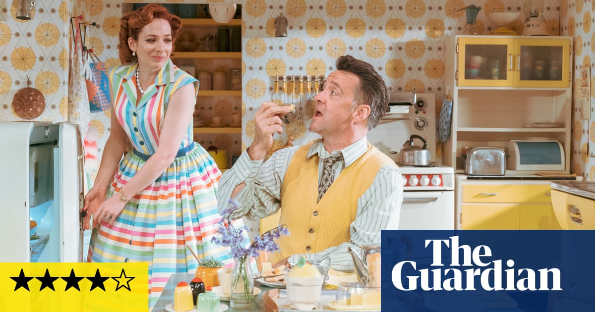 Home, I'm Darling review – cupcakes, cocktails and fetishising