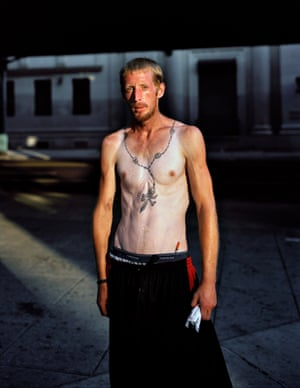 Kevin, 2011, from the series Kensington Blues, 2008-2014