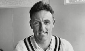 Jack Bannister in 1964. He was one of the founder members of the Professional Cricketers' Association.