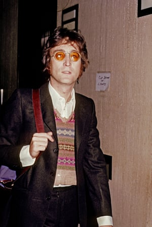 John Lennon in New York circa 1973: 'Every Lennon song acted as a different window on to his life'