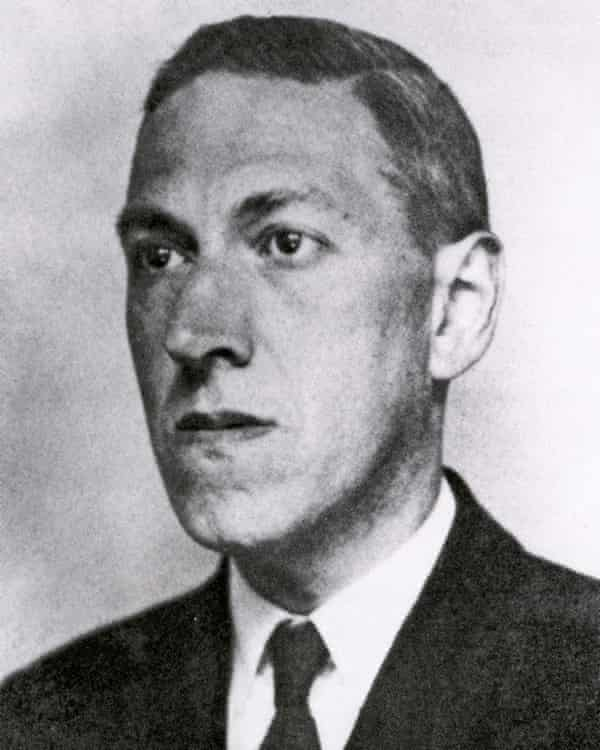 HP LOVECRAFT - Howard Phillips Lovecraft - American novelist 1890-1937BDFH3B HP LOVECRAFT - Howard Phillips Lovecraft - American novelist 1890-1937