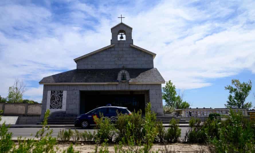 The Franco family mausoleum