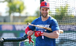 Is giving 26-year-old Bryce Harper a 13-year, $330m contract