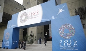 IMF annual meeting in Lima