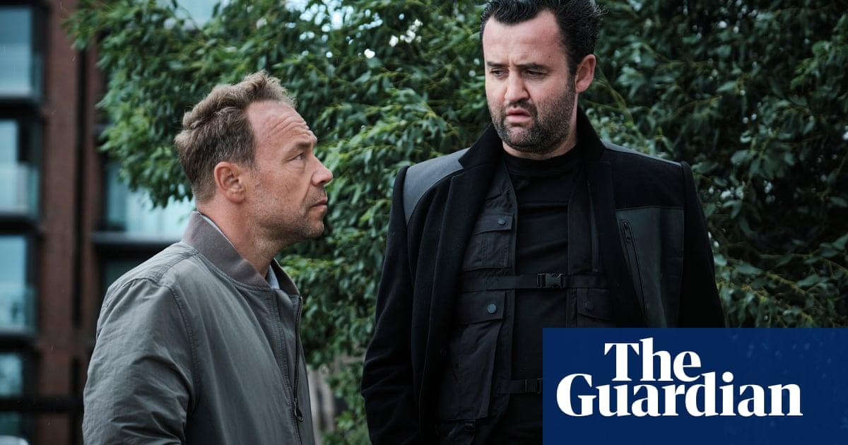 今夜のテレビ: Stephen Graham and Daniel Mays spring back into comedy action