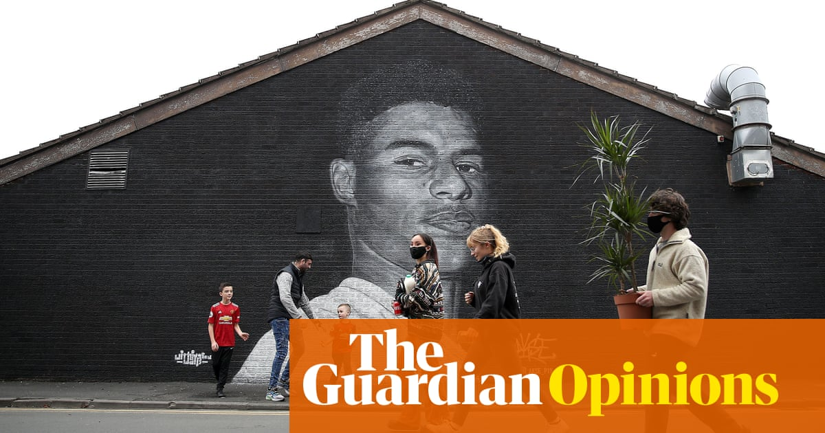 Mail on Sunday v Marcus Rashford: a sinister attack on a young black man | Jonathan Liew