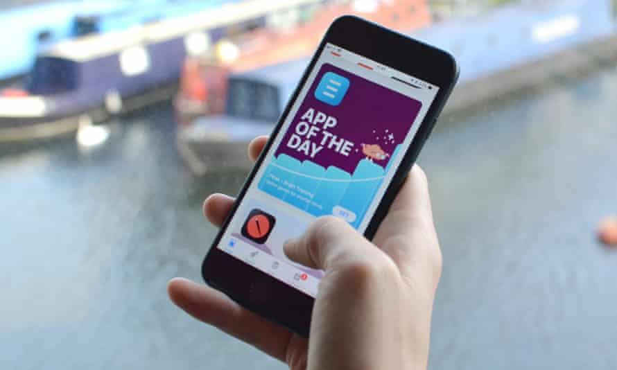 Apple's App of the Day hopes to rekindle the wonder of novel apps from the early days of the App Store.