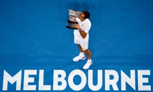 Australian open 2018 sport the guardian sportblog australian open federer keeps his cool through the fierce heat of battle stopboris Choice Image