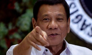 Rodrigo Duterte denounced 'baseless, unprecedented and outrageous attacks on my person'.