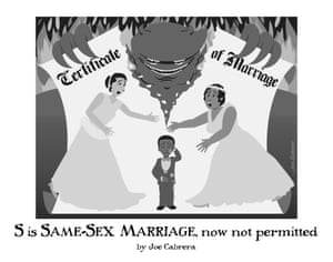 S is Same-Sex Marriage, now not permitted