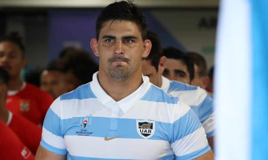 Pablo Matera had been stripped of the captaincy of the Argentina Pumas.