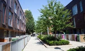Social housing