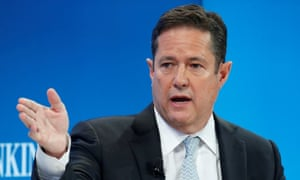 Jes Staley, CEO of Barclays