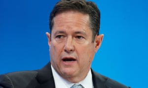 Barclays chief Jes Staley