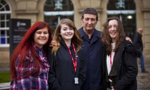 Author Paulo Hewitt was one of the inspiring care leavers that young people from the Aspire to more project interviewed in York.