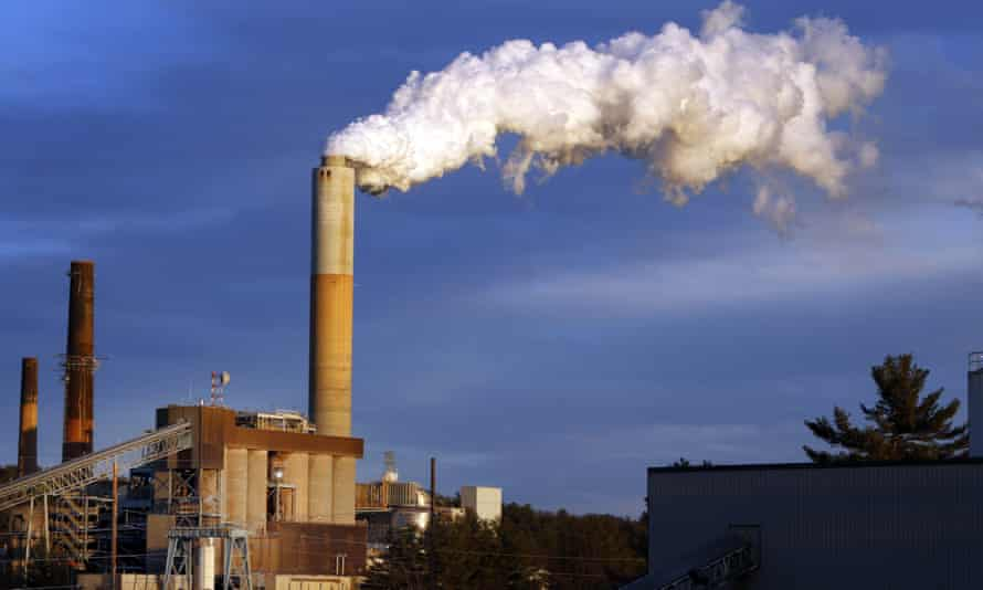 A recent UN report found that humans have done too much damage to the climate to avoid catastrophe just by halting the burning of fossil fuels.